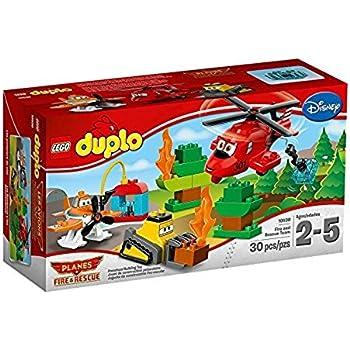 レゴ (LEGO) デュプロ ファイヤー・アンド・レスキューチーム 10538