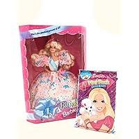 バービーBirthday人形Bundle with PlayパックGrab & Go 24ページカラーリングブックandクレヨン