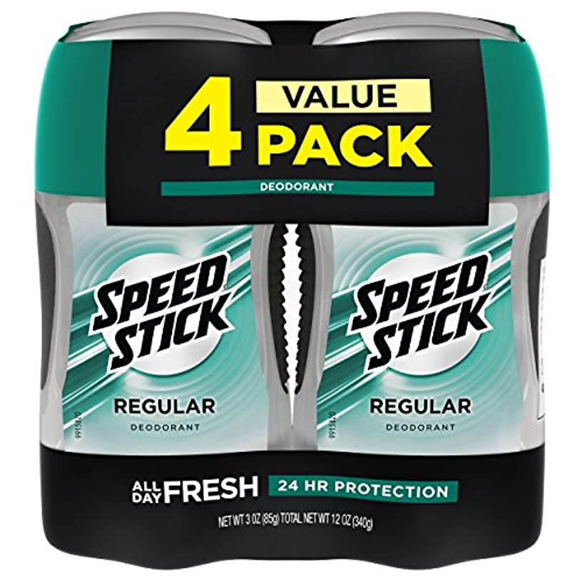 メンタル公爵夫人頬骨Speed Stick Fresh Antiperspirant Deodorant Fresh Great Clean - USA (並行輸入品)