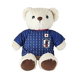 JFA サッカー日本代表 2018年 ユニフォームベア(L) O-201