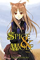 ライトノベル英訳版 Spice and Wolf