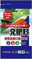サンガーデン 一発肥料 野菜全般用 22-12-13-2 1kg