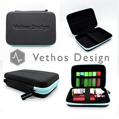 WVS人気NO1 VAPE 電子たばこ ハードケース Vethos Design KBAG MINI