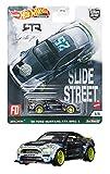 ホットウィール(Hot Wheels) カーカルチャー スライドストリート '20 フォード・マスタング RTR スペック 5 GRJ80 ブラック
