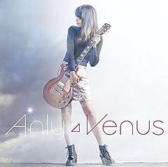 Anly「Venus」のCDジャケット