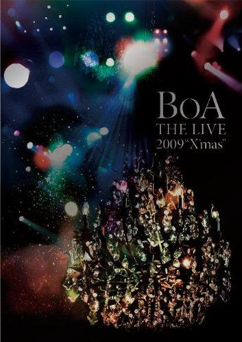 BoA THE LIVE 2009 X'mas [DVD]