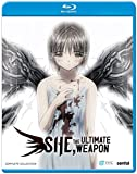 She The Ultimate Weapon [Blu-ray]