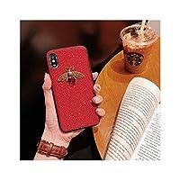 高級ブランド3D金属文字ラベルキラキラダイヤモンドソフトブリンブリン電話ケースiphone 6 S 7 7プラス8 X XS XR XS MAX 11 Proカバー,for iphone 6 6S plus,B