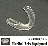 COBRA 薄型マウスピース(ケース付き)JUNIOR MOUTH GUARD CLEAR