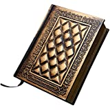 [Fenical]Fenical Travel Journal Antique Notebook with Relief Carving PU Cover, 416 Pages AZE155654VHP415108 [並行輸入品]