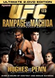 UFC 123 : Rampage vs Machida