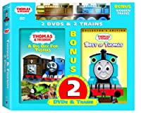 Big Day for Thomas / Best of Thomas [DVD] [Import]