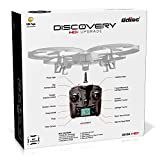*Latest UDI 818A HD+ RC Quadcopter Drone with HD Camera, Return Home Function and Headless Mode* 2.4GHz 4 CH 6 Axis Gyro RTF Includes BONUS BATTERY + POWER BANK (*Quadruples Flying Time*) - USA TOYZ EXCLUSIVE!! [並行輸入品]
