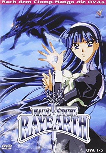 魔法騎士レイアース OVA コンプリート DVD-BOX (全3作品, 135分) マジックナイトレイアース CLAMP アニメ [DVD] [Import] [PAL, 再生環境をご確認ください]
