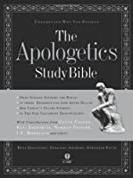 The Apologetics Study Bible: Holman Christian Standard, Black Bonded Leather, Thumb Indexed (Apologetics Bible)