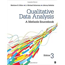 Qualitative Data Analysis: A Methods Sourcebook 3ed