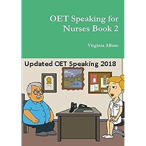 Oet Speaking for Nurses Book 2