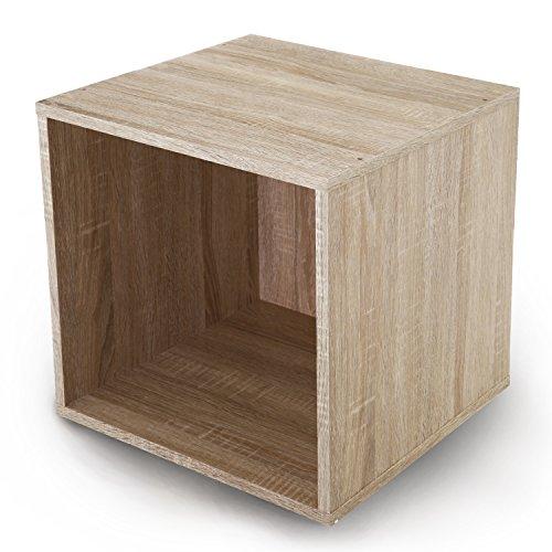 LOWYA  収納 キューブボックス