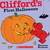 Clifford's First Halloween (Clifford Board Books)