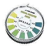 アズワン pH試験紙ロールタイプpH5.5-9.0 /1-1254-05