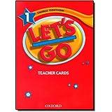 Let's Go 1 Teacher Cards