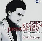プロコフィエフ:ピアノ協奏曲第2番&第3番 画像