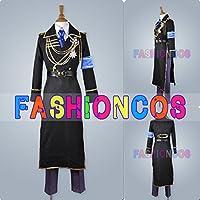 サイズ選択可男性Sサイズ QG0568 K RETURN OF KINGS 宗像礼司 むなかた れい spoon軍服 コスプレ衣装