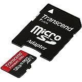 Transcend microSDXCカード 128GB UHS-I対応 (無期限保証) TS128GUSDU1