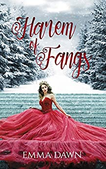 Harem of Fangs: A Vampire Reverse Harem (Stairway to Harem Book 1) by [Dawn, Emma]