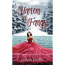 Harem of Fangs: A Vampire Reverse Harem (Stairway to Harem Book 1)