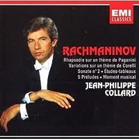 Rachmaninov Cons 1/4