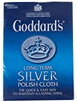 Goddards Long Term Silver Cloth by Goddards
