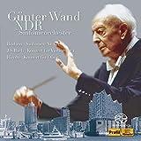 ギュンター・ヴァント 不滅の名盤 [9] / 北ドイツ放送交響楽団編 ブラームス : 交響曲第1番・第2番、J.S. バッハ、ハイドン (Brahms : Sinfonien Nr.1, 2 & J.S.Bach, Haydn / Gunter Wand, NDR Sinfonieorchester) [2SACD Hybrid] [Live] [国内プレス] [日本語帯・解説付]