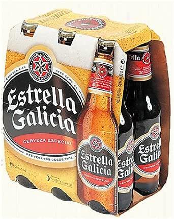 スペインビール エストレージャ・ガリシア セルベッサ・エスペシャル 瓶 330ml×6本パック