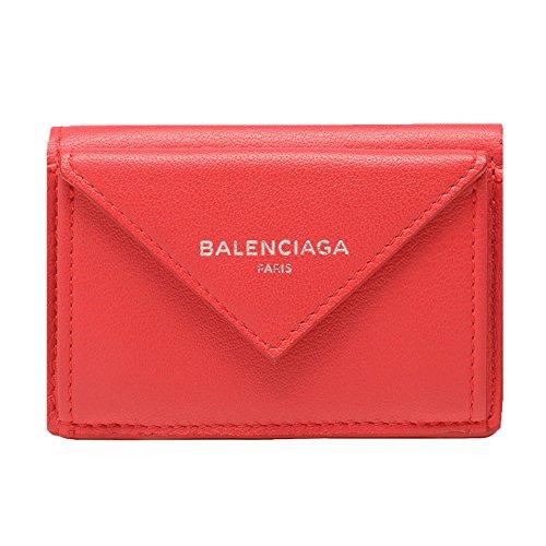 【BALENCIAGA】バレンシアガ PAPIER ペーパー 三つ折り ミニ財布 [並行輸入品]