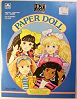 Hot Looks Paperdoll Bk (A Punch & Play Book)