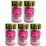 エリプス(Ellips) ヘアビタミン(50粒入)5個セット ピンク [海外直送品][並行輸入品]