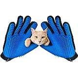 ペット ブラシ 手袋 グローブ 犬と猫に使える お手入れ 抜け毛 ペット用ブラシ (1ペア)