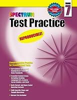 Test Practice: Grade 7 (Spectrum)