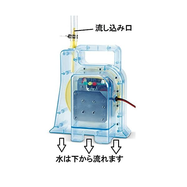 SUZUKI スズキ 水力発電機 ウォーターチ...の紹介画像5
