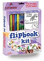 Flipbook Kit - Dinosaurs [並行輸入品]