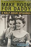 Make Room for Daddy - 3 Epsds [DVD]