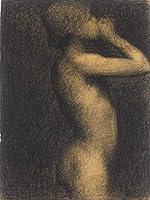 Georges Seurat ジクレープリント アート紙 アートワーク 画像 ポスター 複製(水泳のアニエールのための研究) #XZZ