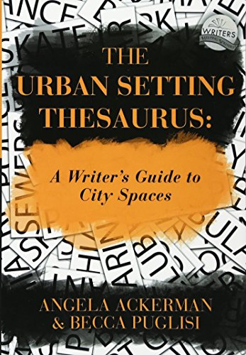 『The Urban Setting Thesaurus: A Writer's Guide to City Spaces』のトップ画像