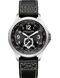 ハミルトンKhaki Aviation QNEメンズ自動腕時計h76655733