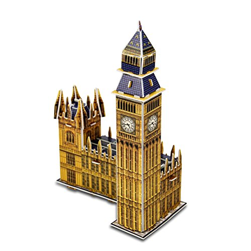(Big Ben) - The World Great Ar...