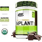 Optimum Nutrition ゴールドスタンダード 100% プラント プロテイン 19回分 680g (Gold Standard 100% Plant 1.5 Lbs. 19 Servings) (チョコレート)