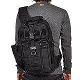 MAGFORCE マグフォース MF-0431 Archer SLING BAG ワンショルダーバッグ ブラック free Black [ウェア&シューズ]