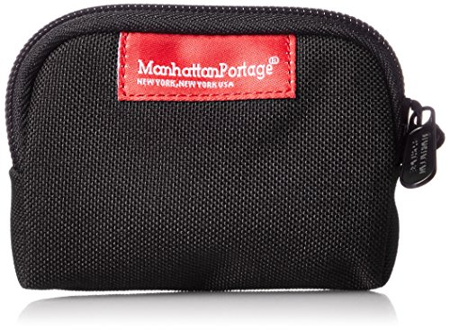 [マンハッタンポーテージ] Manhattan Portage 公式 Coin Purse MP1008 BLK (Black)