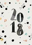 Jennys Taschenkalender 2018: baer von pappe